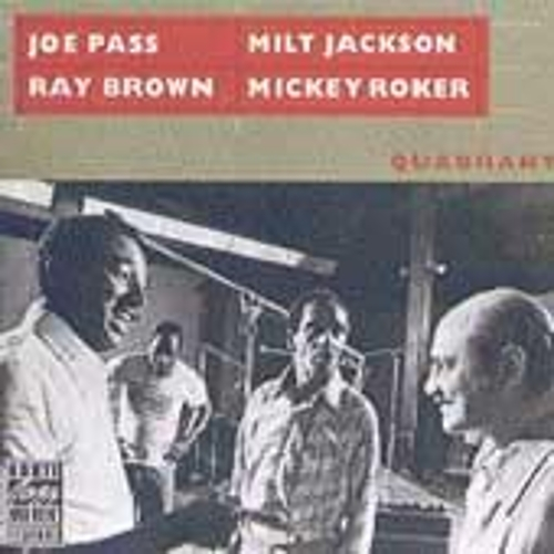 Play & Download Quadrant by Joe Pass | Napster