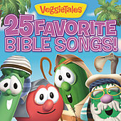 Play & Download 25 Favorite Bible Songs! by VeggieTales | Napster
