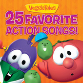 Play & Download 25 Favorite Action Songs! by VeggieTales | Napster