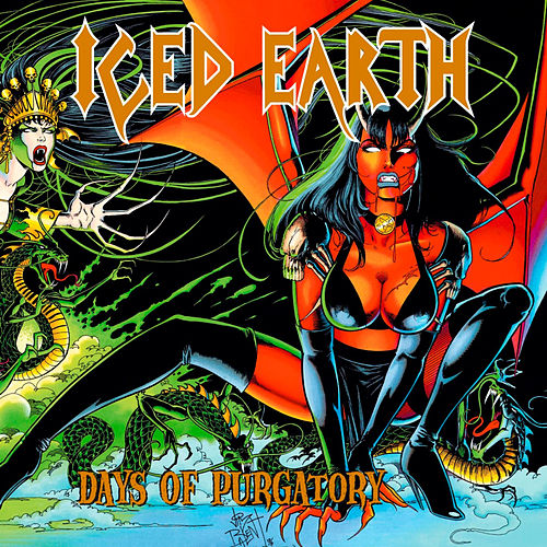 Play & Download Days of Purgatory (Expanded Version) by Iced Earth | Napster