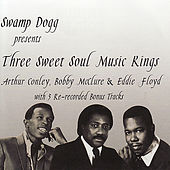 Play & Download Three Sweet Soul Music Kings by Various Artists | Napster