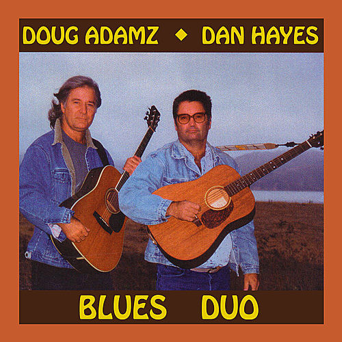 Play & Download Blues Duo by Doug Adams | Napster