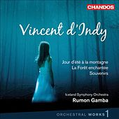 Play & Download INDY: Orchestral Music, Vol. 1 (Gamba) - Jour d'ete a la montagne / La foret enchantee / Souvenirs by Rumon Gamba | Napster