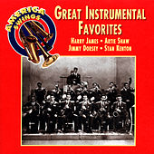 Great Instumental Favorites by Various Artists