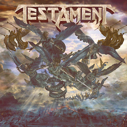 The Formation Of Damnation by Testament
