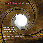 Beethoven: Coriolan Overture & Symphony No. 5 (Live) by London Philharmonic Orchestra