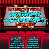 Play & Download Music from Matthew Mcconaughey Movies Including Magic Mike, Dallas Buyers Club & The Wedding Planner by Silver Screen Superstars | Napster