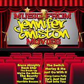 Play & Download Music from Jennifer Aniston Movies Including, Bruce Almighty, Marley & Me and We're the Millers by Silver Screen Superstars | Napster
