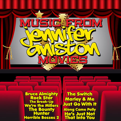 Music from Jennifer Aniston Movies Including, Bruce Almighty, Marley & Me and We're the Millers by Silver Screen Superstars