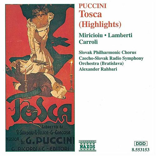Tosca (Highlights) by Giacomo Puccini