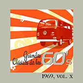 Grandes Clásicos de los 60's, Vol. X by Various Artists