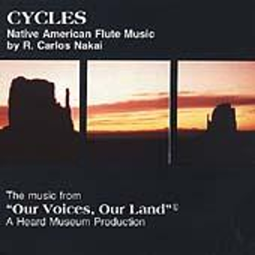 Cycles by R. Carlos Nakai