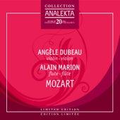 Mozart: Transcriptions de la fin du XVIIIe siècle by Alain Marion
