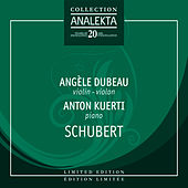 Schubert by Angèle Dubeau