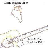 Live At The Fine Line Cafe by Marty Willson-Piper