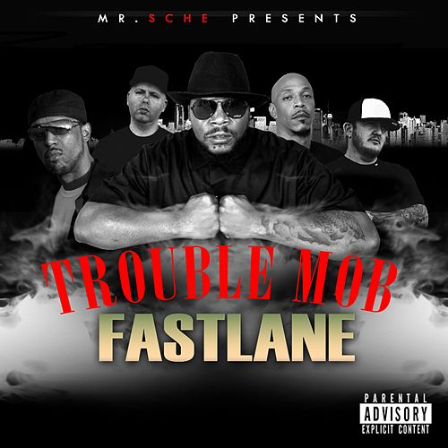 Trouble Mob by Mr. Sche