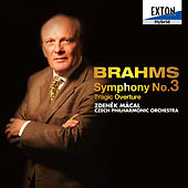 Play & Download Brahms: Symphony No. 3 & Academic Festival Overture by Czech Philharmonic Orchestra | Napster
