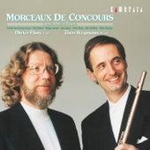 Morceau de Concours pour Flute et Piano by Theo Wegmann