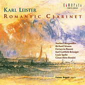 Play & Download Romantic Clarinet by Ferenc Bognar | Napster