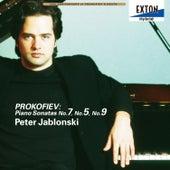 Play & Download Prokofiev Piano Sonatas: No. 7, No. 5, No. 9 by Peter Jablonski | Napster