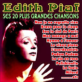 Play & Download Ses 20 Plus Grandes Chansons by Edith Piaf | Napster