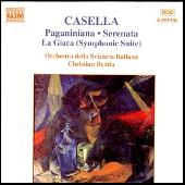 Play & Download Paganiniana / Serenata / La Giara by Alfredo Casella | Napster