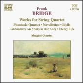 Play & Download Works for String Quartet by Frank Bridge | Napster
