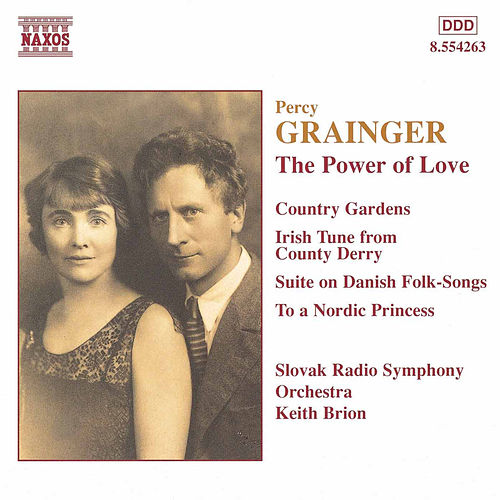 Play & Download The Power of Love by Percy Aldridge Grainger | Napster