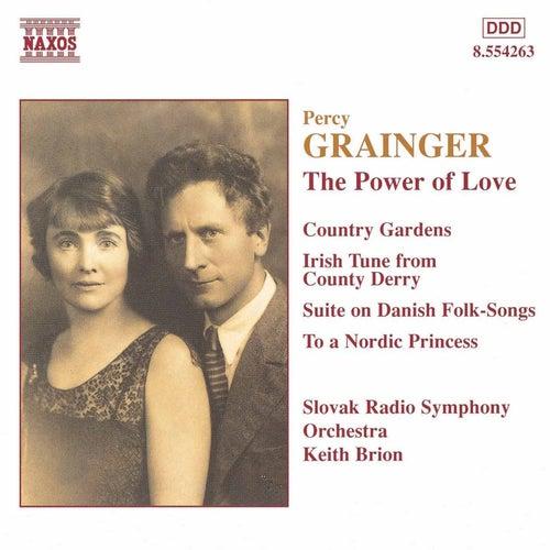 The Power of Love by Percy Aldridge Grainger