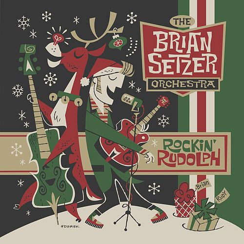 Play & Download Rockin' Rudolph by Brian Setzer | Napster