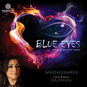 Blue Eyes by Madhushree