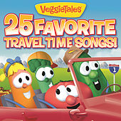 Play & Download 25 Favorite Travel Time Songs! by VeggieTales | Napster