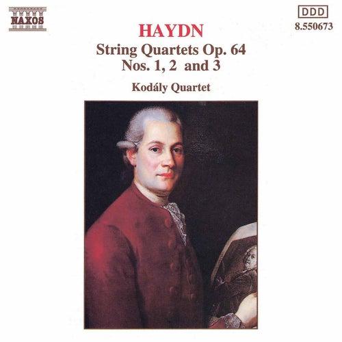 Play & Download String Quartets, Op. 64, Nos. 1 - 3 by Franz Joseph Haydn | Napster