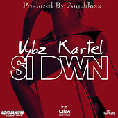 Play & Download Si Dwn - Single by VYBZ Kartel | Napster