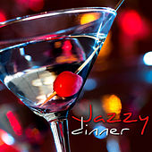 Jazzy Dinner - Smooth & Cool Jazz, Piano, Sax & Guitar Jazz Music, Relaxing Jazz Songs for Drinks & Dinner by Relaxing Instrumental Jazz Ensemble