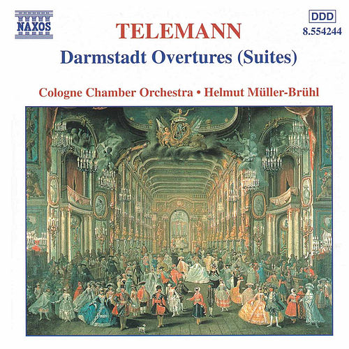 Play & Download Darmstadt Overtures by Georg Philipp Telemann | Napster