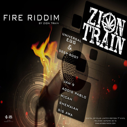 Play & Download Fire EP by Zion Train | Napster