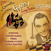 Le Quecumbar International Gypsy Swing Guitar Festival (Live) by Various Artists