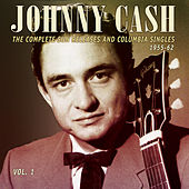 The Complete Sun Releases and Columbia Singles 1955-62, Vol. 1 by Johnny Cash
