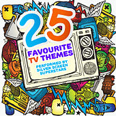 Play & Download 25 Favourite Tv Themes by Silver Screen Superstars | Napster