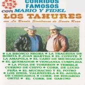 Corridos Famosos Con Mario Y Fidel Los Tahures Con La Banda Sinaloense De Santa Rosa by Los Tahures