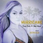 Play & Download Hurricane: Bass Remixes (feat. Julien Kelland) by Danny Darko | Napster