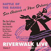 Riverwalk Live: San Antonio vs. New Orleans by Various Artists