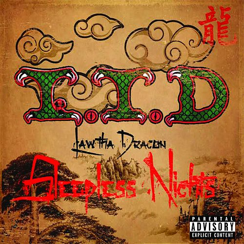 Sleepless Nights: Tha Album by Law Tha Dragon