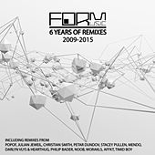 6 Years of Remixes (2009-2015) by Various Artists