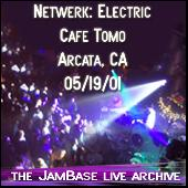 05-19-01 - Cafe Tomo - Arcata, CA by Netwerk: Electric