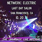Play & Download 10-20-01 - Last Day Saloon - San Francisco, CA by Netwerk: Electric | Napster