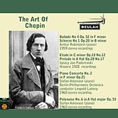 The Art of Chopin by Various Artists