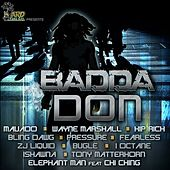 Badda Don Riddim by Various Artists