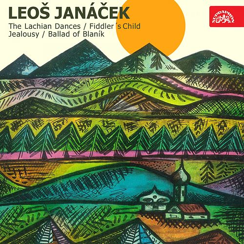 Janáček:  The Lachian Dances, Fiddler´s Child, Jealousy, Ballad of Blaník by Brno Philharmonic Orchestra